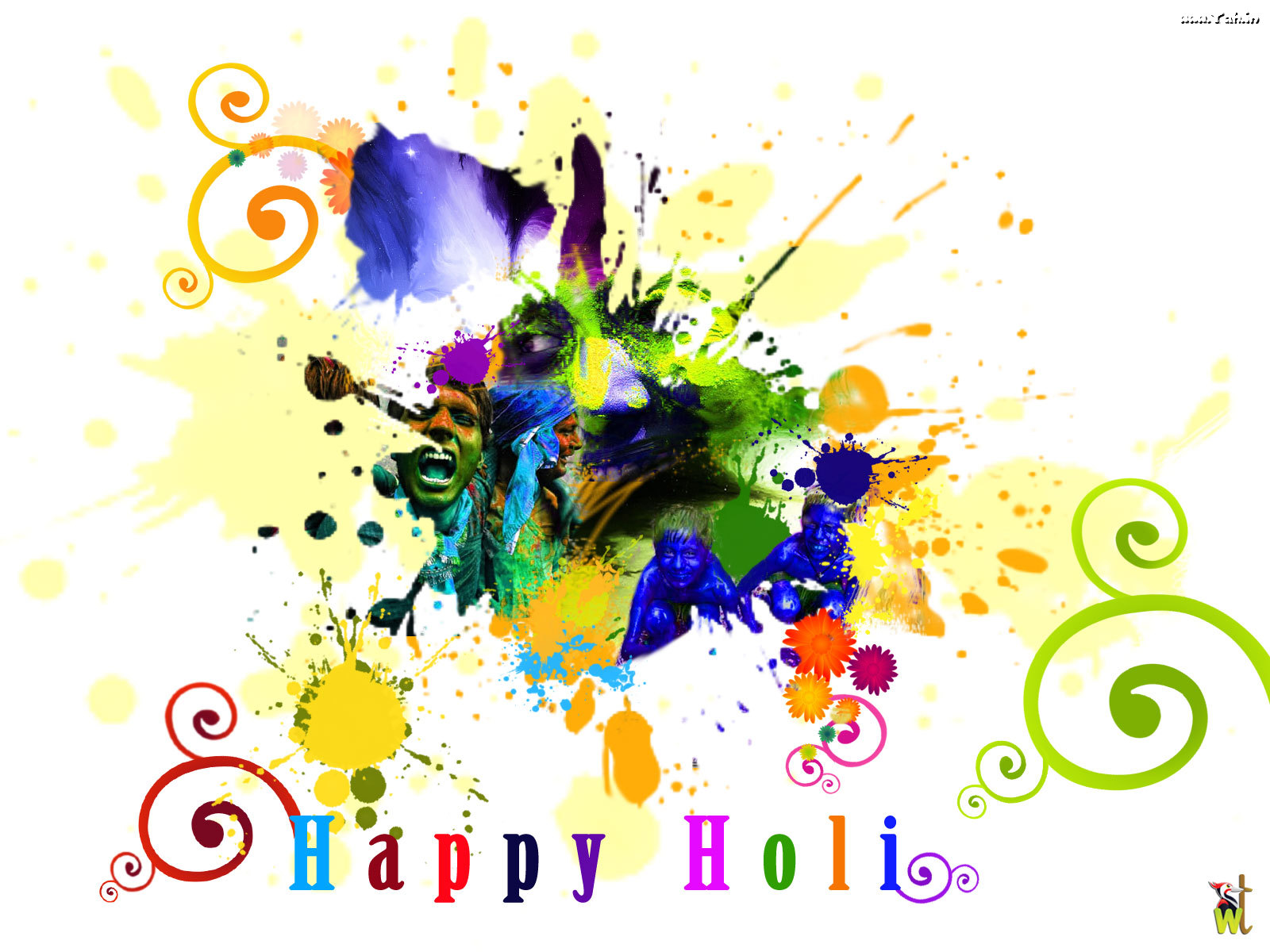 Holi Screensaversdownload Holi Screen Saversfree Holi Screensavers