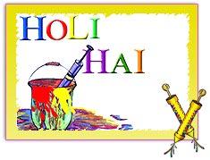 Holi Image Gallery