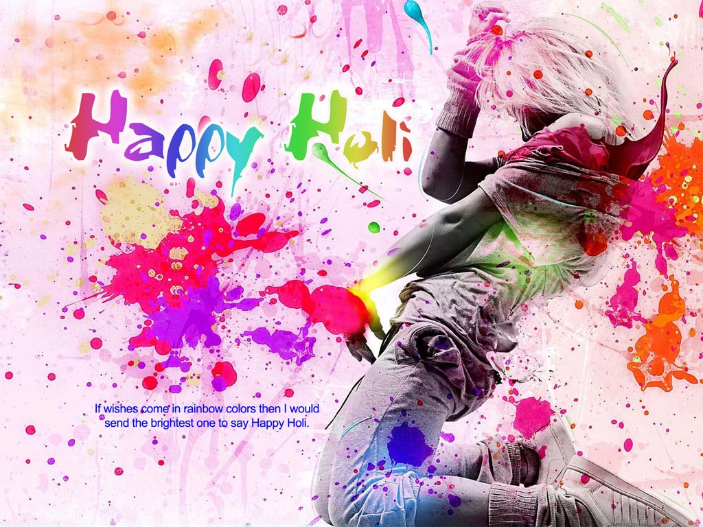Love Wallpaper For Holi : Holi Wallpapers,Free Holi Wallpapers,Download Holi WallPapers,Wall Papers for Holi