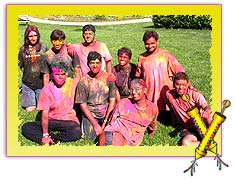 Holi in South Africa