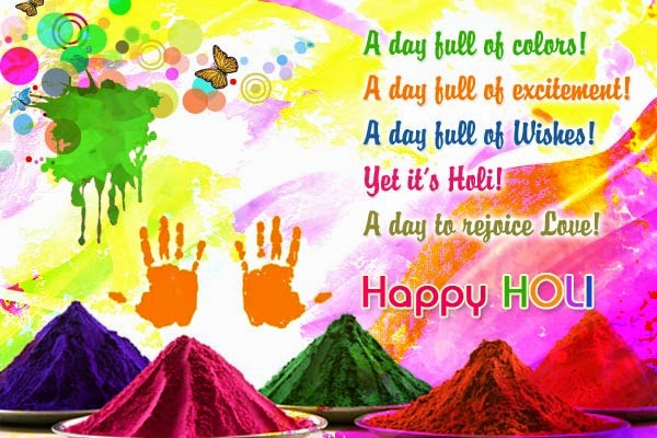 Holi Message Quotes